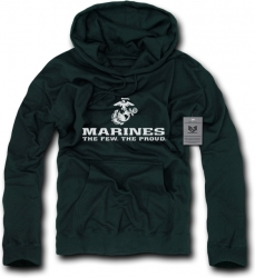 View Buying Options For The RapDom Marines Basic Military Pullover Mens Hoodie