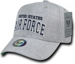 View Buying Options For The RapDom United States Air Force Military Mens Snap Back Cap