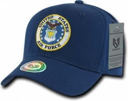 View Buying Options For The RapDom Air Force Back To The Basics Mens Cap