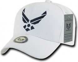 View Buying Options For The RapDom Air Force Wings Back To The Basics Mens Cap