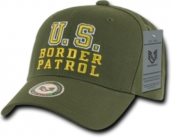 View Buying Options For The RapDom U.S. Border Patrol Back To The Basics Mens Cap