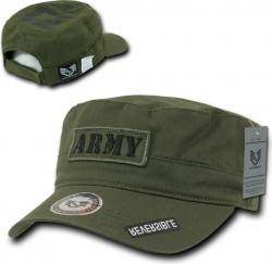 View Buying Options For The RapDom Army Cadet Reversible Mens Cap