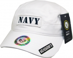 View Buying Options For The RapDom Navy Cadet Reversible Mens Cap