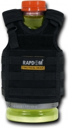 View Buying Options For The RapDom Logo Deluxe Tactical Bottle Koozie
