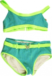 View Buying Options For The Fence Design Butterfly Series 2-Piece Junior Womens Bikini