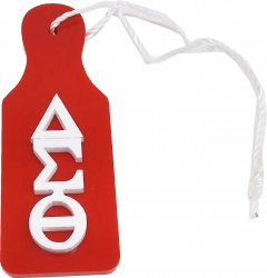 View Buying Options For The Delta Sigma Theta Small Mini Paddle with Letters