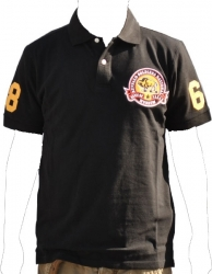 View Buying Options For The Big Boy Buffalo Soldiers Commemorative S3 Mens Polo Shirt