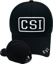 View Buying Options For The CSI Border Patch Mens Cap