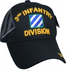 View Buying Options For The 3rd Infantry Division Side Shadow Mens Cap