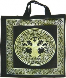 View Buying Options For The Tree of Life Print Tote Bag