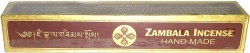 View Buying Options For The Zambala Hand Made Tibetan 25 Stick Incense Pack [Pre-Pack]