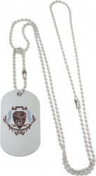 View Buying Options For The Lambda Theta Alpha Double Sided Dog Tag