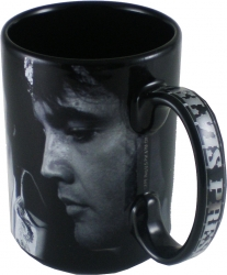 View Buying Options For The Elvis Presley Photos Large Coffee Mug