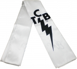 View Buying Options For The Elvis Presley TCB Logo with Signature Ladies Scarf
