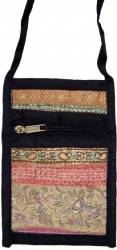View Buying Options For The East Indian Sequined Embroidery Small Cell Holder