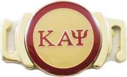 View Buying Options For The Kappa Alpha Psi Golf Shoe Ball Marker