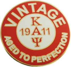 View Buying Options For The Kappa Alpha Psi Vintage Lapel Pin