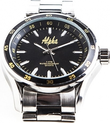 View Buying Options For The Alpha Phi Alpha Fraternity Quartz Mens Watch