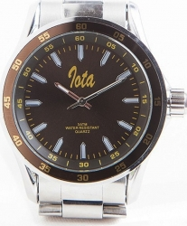 View Buying Options For The Iota Phi Theta Fraternity Quartz Mens Watch