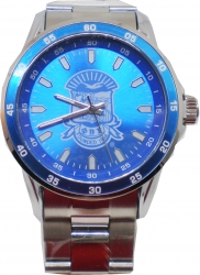 View Buying Options For The Phi Beta Sigma Fraternity Shield Colored Face Watch