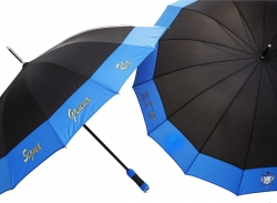 View Buying Options For The Sigma Gamma Rho Sorority Classy 14 Panel Jumbo Umbrella