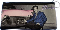 View Buying Options For The Elvis Presley Pink Caddy Large Coin Purse