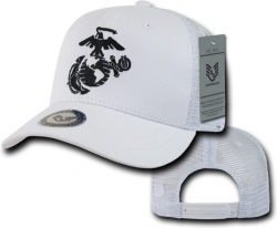 View Buying Options For The RapDom Marines Back To The Basics Meshback Mens Cap