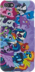 View Buying Options For The My Little Pony Group Hardshell iPhone 5/5S Case