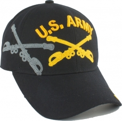 View Buying Options For The U.S. Army Cavalry Badge Shadow Mens Cap