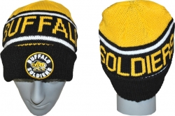 View Buying Options For The Buffalo Soldiers S6 Mens Cuff Beanie Cap