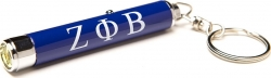 View Buying Options For The Zeta Phi Beta Crest Projection Torch Light Flashlight Keychain