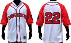 View Buying Options For The Kansas City Monarchs Replica S2 Mens Baseball Jersey