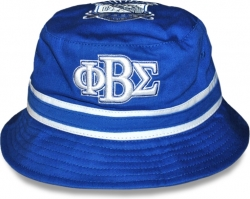 View Buying Options For The Phi Beta Sigma Divine 9 Mens Bucket Hat