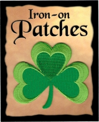 View Buying Options For The Shamrock Iron-On Patch [Pre-Pack]