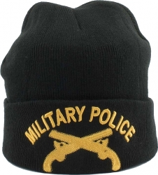 View Buying Options For The Military Police Mens Cuff Beanie Cap