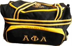 View Buying Options For The Alpha Phi Alpha Carry-On Luggage Trolley Bag