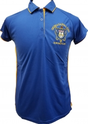 View Buying Options For The Sigma Gamma Rho Dri-Fit Ladies Polo Shirt