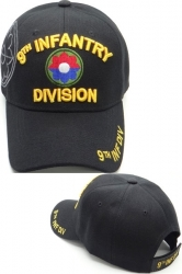 View Buying Options For The 9th Infantry Division Side Shadow Mens Cap