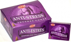 View Buying Options For The HEM Anti-Stress Incense Cones [Pre-Pack]