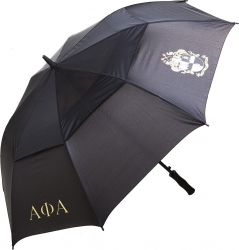 View Buying Options For The Alpha Phi Alpha Classic Jumbo Air-Vent Umbrella