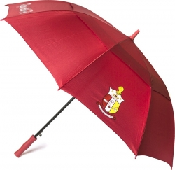 View Buying Options For The Kappa Alpha Psi Classic Jumbo Air-Vent Umbrella