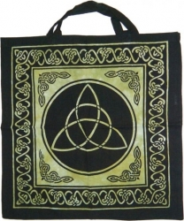 View Buying Options For The Charmed Triquetra Tote Bag