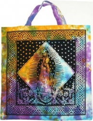 View Buying Options For The Santa Muerte Day of the Dead Tote Bag
