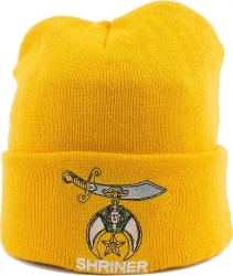 View Buying Options For The Shriner Mens Cuff Beanie Cap