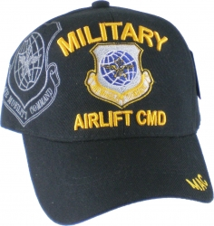 View Buying Options For The Military Airlift Command Shadow Mens Cap