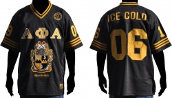 View Buying Options For The Alpha Phi Alpha Divine 9 S6 Mens Football Jersey