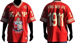 View Buying Options For The Kappa Alpha Psi Divine 9 S6 Mens Football Jersey