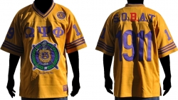 View Buying Options For The Omega Psi Phi Divine 9 S6 Mens Football Jersey