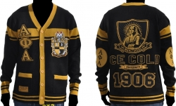 View Buying Options For The Alpha Phi Alpha Divine 9 S6 Mens Sweater