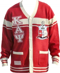 View Buying Options For The Kappa Alpha Psi Divine 9 S6 Mens Sweater